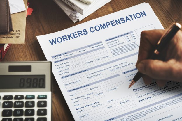 Workers,Compensation,Accident,Injury,Concept